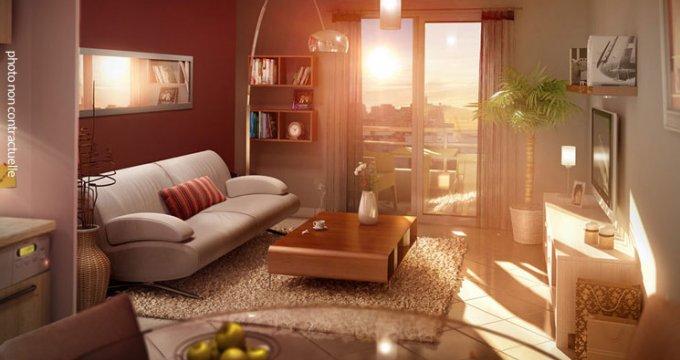 Achat / Vente appartement neuf Agde centre proche école et commerces (34300) - Réf. 3716