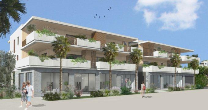 Achat / Vente appartement neuf Baillargues proche gare (34670) - Réf. 5173