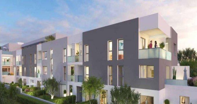 Achat / Vente appartement neuf Castelnau-Le-Lez à proximité du tramway (34170) - Réf. 4356