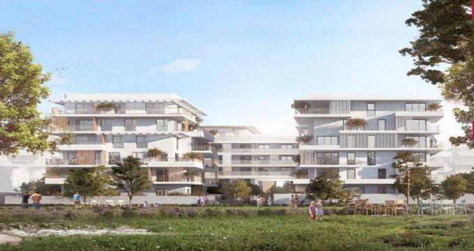 Achat / Vente appartement neuf Castelnau-le-Lez proche secteur du Domaine de Verchant (34170) - Réf. 3755