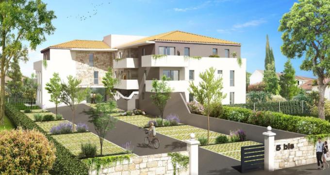 Achat / Vente appartement neuf Frontignan Proche Montpellier et Sète (34110) - Réf. 5027