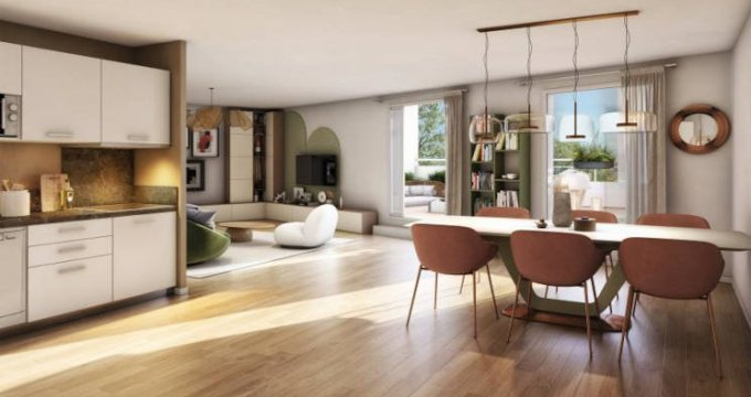 Achat / Vente appartement neuf La Grande-Motte quartier du Couchant (34280) - Réf. 5945