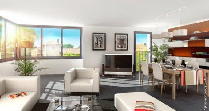 Achat / Vente appartement neuf Marseillan proche port et Etang de Thau (34340) - Réf. 2565