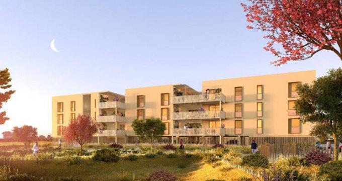 Achat / Vente appartement neuf Mauguio au cœur de la Fond de Mauguio (34130) - Réf. 5113