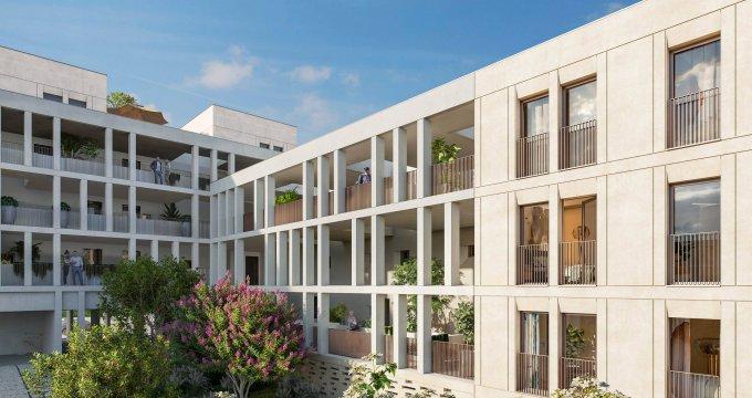 Achat / Vente appartement neuf MAUGUIO zac de la font (34130) - Réf. 6263