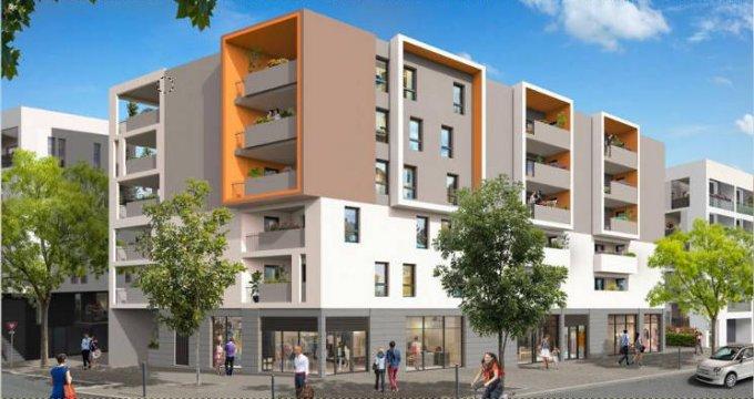 Achat / Vente appartement neuf Montpellier au cœur du quartier Pierresvives (34000) - Réf. 4350