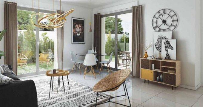Achat / Vente appartement neuf Montpellier quartier Hôpitaux-Faculté (34000) - Réf. 4346