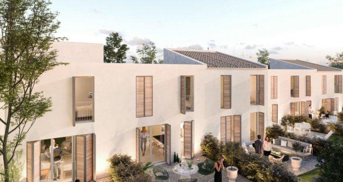 Achat / Vente appartement neuf Pérols proche commerces et plages (34470) - Réf. 2576