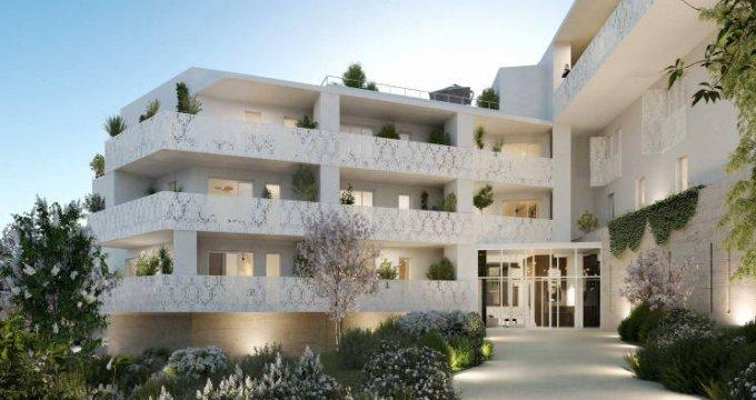 Achat / Vente appartement neuf Saint-Aunès à deux pas du cœur du village (34130) - Réf. 5494