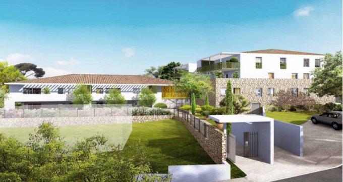 Achat / Vente appartement neuf Saint-Aunès dans une belle résidence intimiste (34130) - Réf. 5159