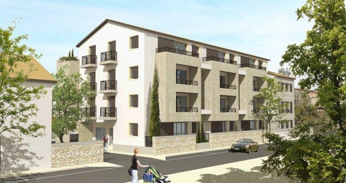 Achat / Vente appartement neuf Sauvian centre-ville (34410) - Réf. 5942