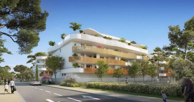 Achat / Vente appartement neuf Sérignan à deux pas des plages (34410) - Réf. 4291
