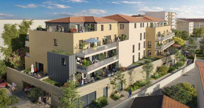 Achat / Vente appartement neuf Sète au coeur de centre-ville (34200) - Réf. 5941