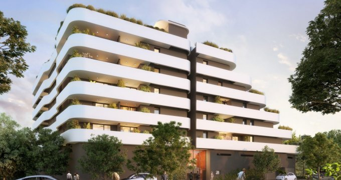 Achat / Vente appartement neuf Sète sur le port (34200) - Réf. 6108