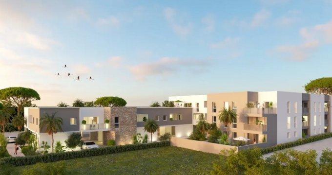 Achat / Vente appartement neuf Vias proche cœur historique (34450) - Réf. 5673