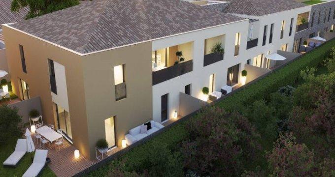 Achat / Vente appartement neuf Villeneuve-lès-Maguelone en coeur de ville (34750) - Réf. 4191