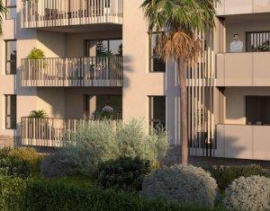 Achat / Vente appartement neuf Baillargues centre-bourg proche Mairie (34670) - Réf. 6285