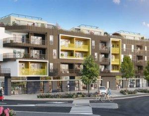 Achat / Vente appartement neuf Castelnau-le-Lez à deux pas du T2 Centurions (34170) - Réf. 5948