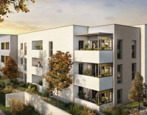 Achat / Vente appartement neuf Castelnau-le-Lez secteur Pompignane intimiste (34170) - Réf. 5857