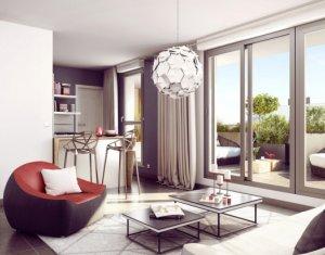Achat / Vente appartement neuf Cournonterral, au dessus du port (34660) - Réf. 771