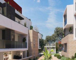 Achat / Vente appartement neuf Fabrègues à deux pas des commodités (34690) - Réf. 3913