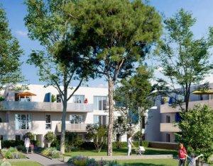 Achat / Vente appartement neuf Gigean proche centre village (34770) - Réf. 5538
