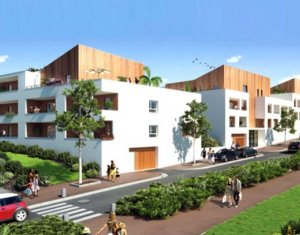 Achat / Vente appartement neuf Grabels proche tramway (34790) - Réf. 119