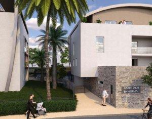Achat / Vente appartement neuf Jacou aux portes de Montpellier (34830) - Réf. 4361