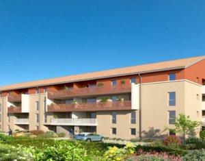 Achat / Vente appartement neuf Loupian proche du centre historique (34140) - Réf. 5943