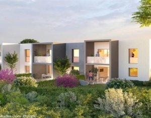 Achat / Vente appartement neuf Montpellier à 10 min à pied du Parc Montcalm (34000) - Réf. 5710
