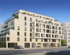 Achat / Vente appartement neuf Montpellier à 800m du Parc Montcalm (34000) - Réf. 5616