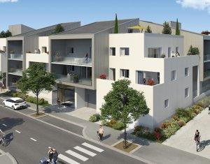 Achat / Vente appartement neuf Saint-Brès proche de Montpellier (34670) - Réf. 2505