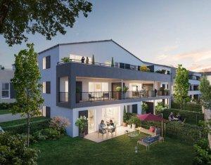 Achat / Vente appartement neuf Vendargues centre proche écoles (34740) - Réf. 6319