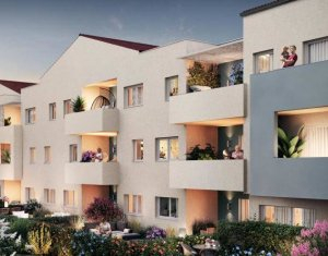 Achat / Vente appartement neuf Vias centre-ville proche gare (34450) - Réf. 6121