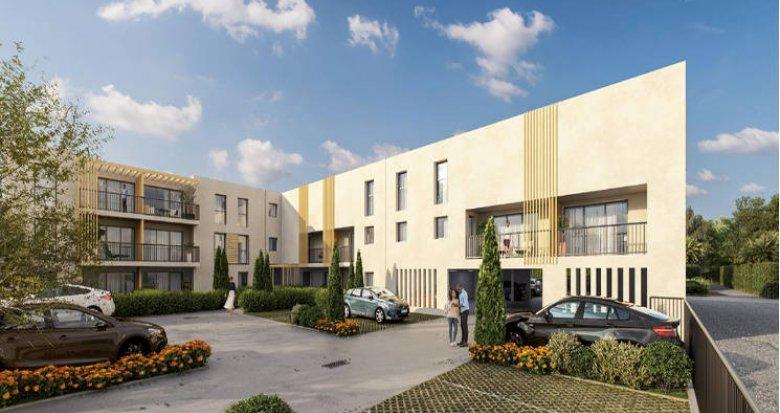 Achat / Vente appartement neuf Agde entre centre et plages (34300) - Réf. 5116