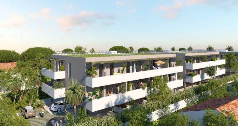 Achat / Vente appartement neuf Agde entre ville mer et nature (34300) - Réf. 5730