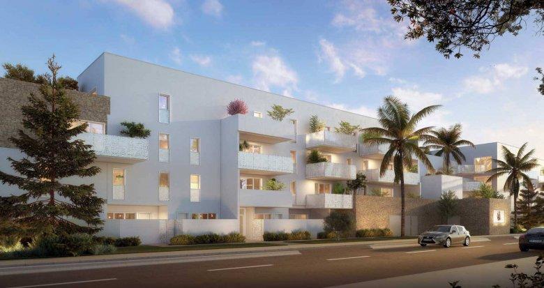 Achat / Vente appartement neuf Baillargues proche gare (34670) - Réf. 6207