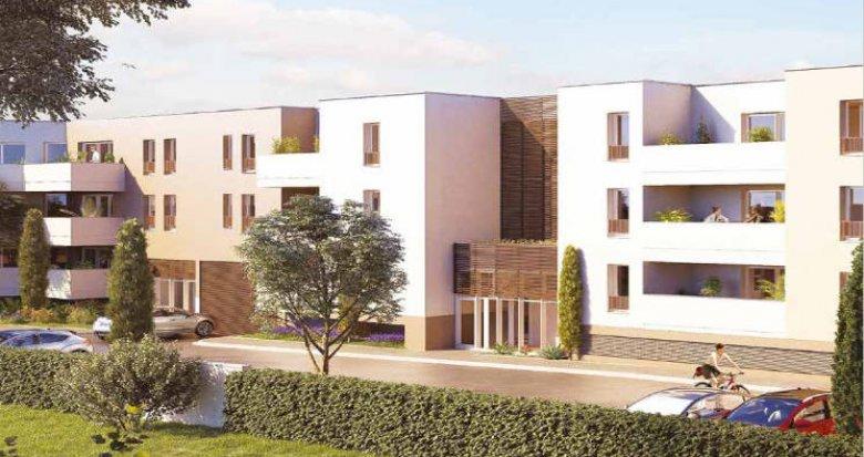 Achat / Vente appartement neuf Candillargues proche mairie (34130) - Réf. 3086