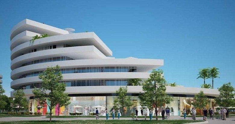 Achat / Vente appartement neuf Cap d'Agde sur les Ramblas (34300) - Réf. 1291