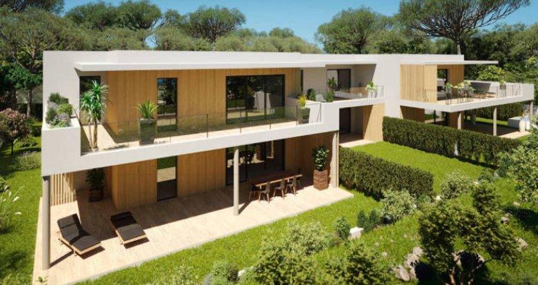 Achat / Vente appartement neuf Castelnau-le-Lez à 7 min du tramway (34170) - Réf. 5124