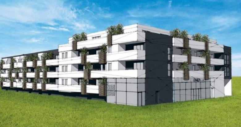 Achat / Vente appartement neuf Castelnau-le-Lez à deux pas du tramway (34170) - Réf. 4846