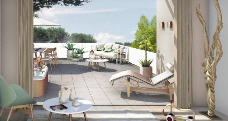 Achat / Vente appartement neuf Castelnau-le-Lez au coeur de la ville (34170) - Réf. 4997