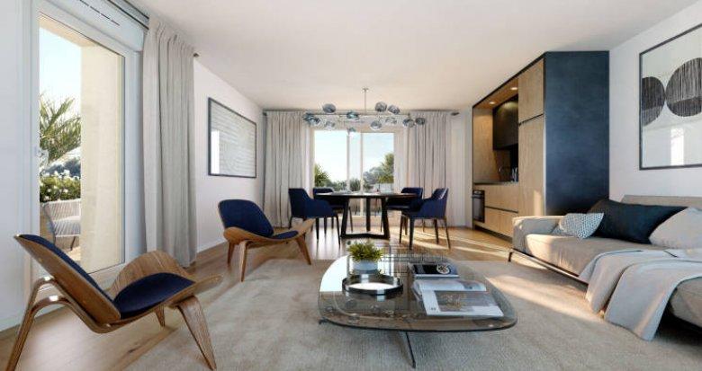 Achat / Vente appartement neuf Castelnau-le-Lez au coeur de ville (34170) - Réf. 5755