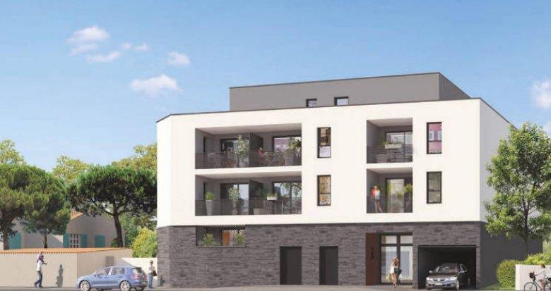Achat / Vente appartement neuf Castelnau-le-Lez au pied du tramway (34170) - Réf. 4471