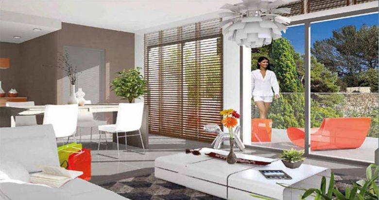 Achat / Vente appartement neuf Castelnau-le-Lez aux portes de Montpellier (34170) - Réf. 4774