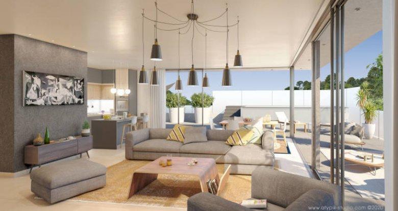 Achat / Vente appartement neuf Castelnau-le-Lez proche de la Place de l'Europe (34170) - Réf. 5718