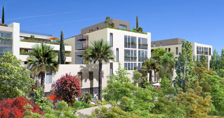 Achat / Vente appartement neuf Castelnau-le-Lez proche tramway (34170) - Réf. 5547
