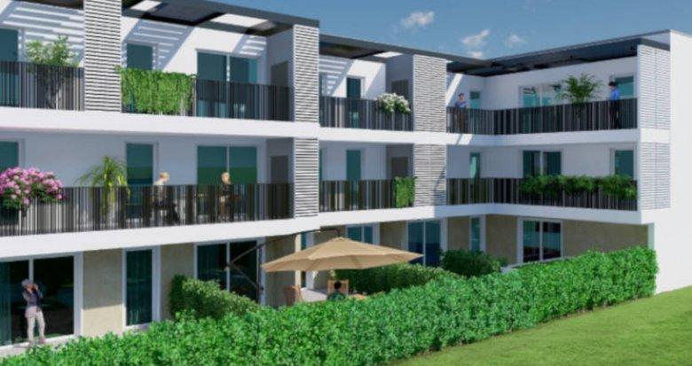 Achat / Vente appartement neuf Castelnau-le-Lez quartier du Mas de Rochet (34170) - Réf. 3789