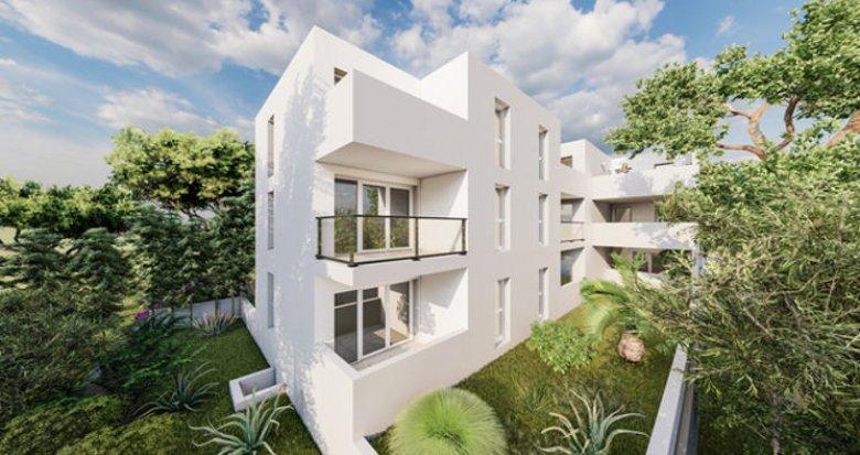 Achat / Vente appartement neuf Castelnau-le-Lez secteur Pompignagne à 5 min du Tram (34170) - Réf. 5614