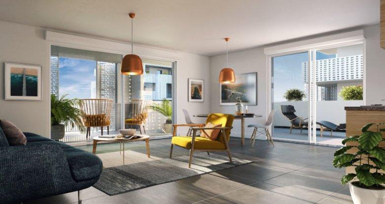 Achat / Vente appartement neuf Castelnau-le-Lez zac eureka (34170) - Réf. 5129